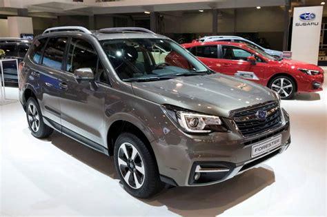 Top 2018 Subaru Models