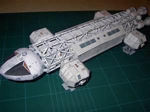 Space 1999 Eagle model by greenelf1967 on DeviantArt