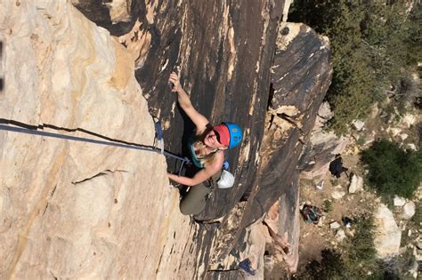 a climbing mountain skills rock guides