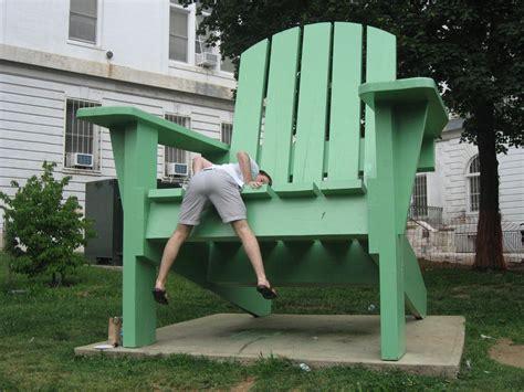 adirondack chair city sifting