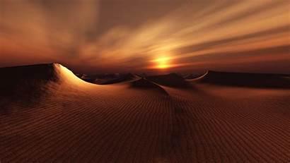Sunset Desert Wallpapers Backgrounds Graphic Vector Web