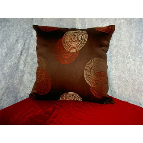 coussin 60x60 pour canapé coussin de sol ou oreiller 60x60 déhoussale coton