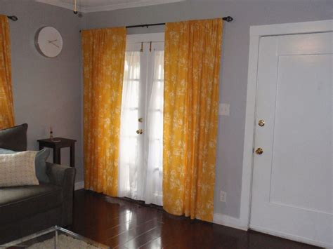 blue curtains with yellow walls gold walmart what color