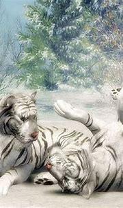 Коты / Декупаж / Картинки для декупажа | White cats ...