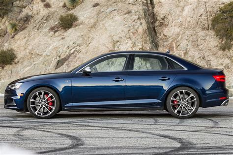 2018 audi s4 test so but motor trend