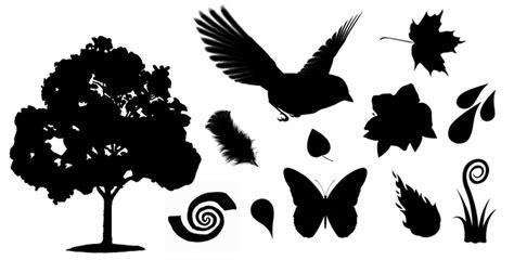 organic shapes world of exle