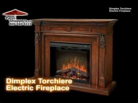 Dimplex Sepbw4217fb Torchiere Indoor Electric Fireplace