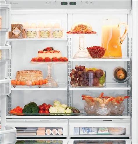 monogram zicnhlh  built  bottom freezer refrigerator