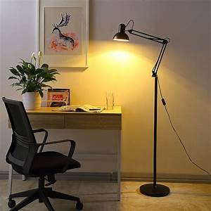 Jiawen, Led, Modern, Simple, Floor, Lamps, Adjustable, Arm, Metal, Designer, Floor, Lamp, For, Living, Room, Ac