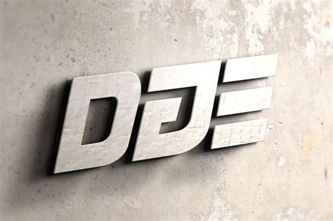 dj logo logo templates creative market
