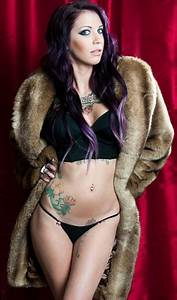 #THROWBACKS - Jennifer Lynn - Tattoo Model