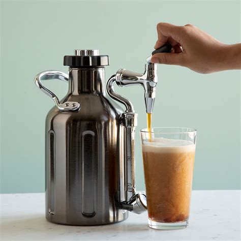 When it comes to brewing coffee, bunn is one of the top names in the foodservice industry. Nitro Cold Brew Coffee Maker | Best Uncommon Goods Gifts For Men | POPSUGAR Smart Living Photo 19
