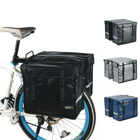 bicycle rear rack bag alforjas para bicicletas traseras bicycle rear pannier