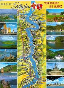 The Tipsy Terrier Pub: The Rhine River, by ferry and train