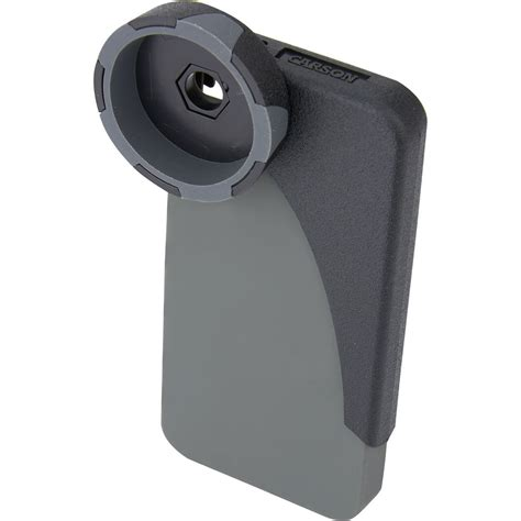 attachment for iphone carson hookupz digiscoping adapter for iphone 4 4s 5 5s se