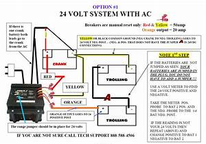 Minn Kota 36 Volt Battery Wiring Diagram
