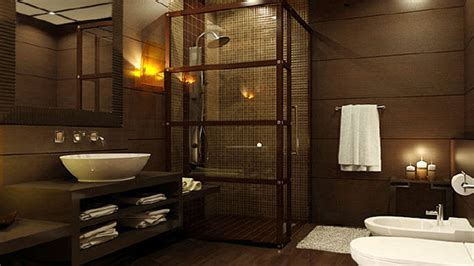 20 Beautifully Done Wooden Bathroom Designs   Home Design