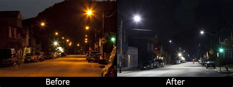 are led street lights bad pennsylvania town finds 40 000 savings and cash flow