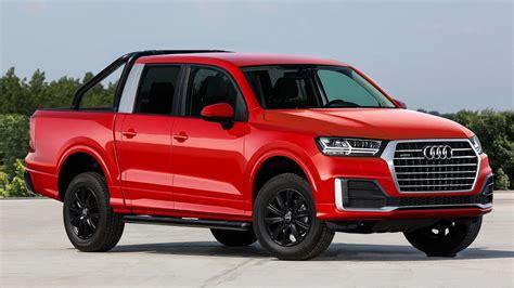 Audi Pickup Truck 2018 Revealed Youtube
