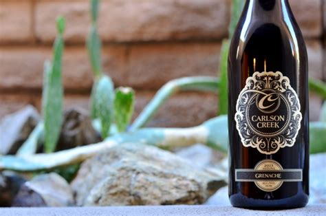 grenache carlson vineyard releases creek az restaurants mar above experience