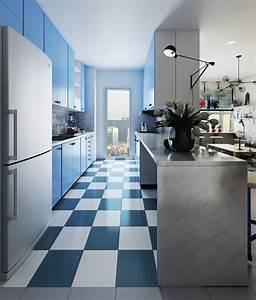 Fliesen Schachbrett Küche : wohnung gestalten im skandinavischen stil 10 apartments ~ Sanjose-hotels-ca.com Haus und Dekorationen