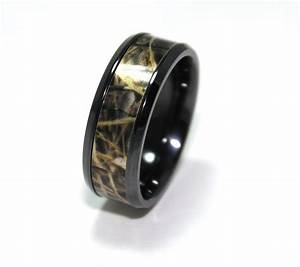 titanium camo wedding rings mossy oak camo wedding rings With camo titanium wedding rings
