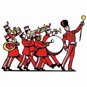 MARCHING BAND VECTOR CLIP ART - Download at Vectorportal