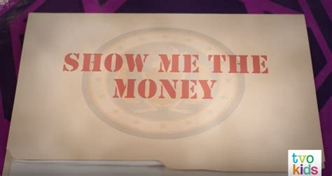 Show Me The Money  Odd Squad Wiki  Fandom Powered By Wikia