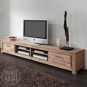 Tv Lowboard Massiv : lowboard canaria tv board in akazie massiv sand neu ebay ~ Eleganceandgraceweddings.com Haus und Dekorationen