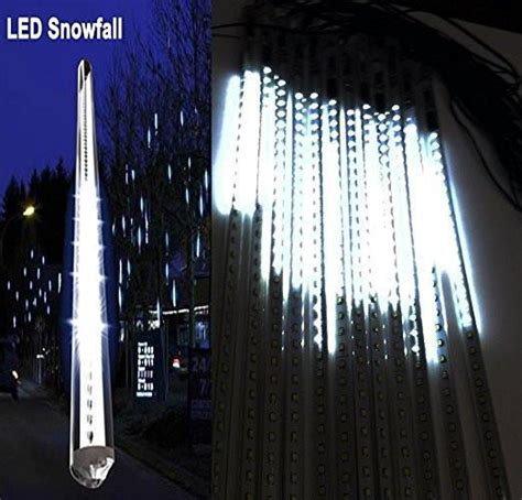 2nd generation snow fall led lights better and