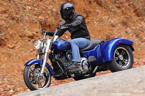 2015 Harley-davidson Freewheeler First Ride
