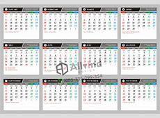 Kalender 2019 Cdr Home Design Decorating Ideas