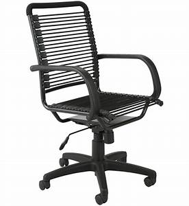 Bungee High Back Office Chair All Black In Office Chairs