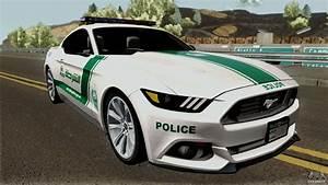 Voiture Police Dubai : ford mustang gt 2015 dubai police redbull dubai pour gta san andreas ~ Medecine-chirurgie-esthetiques.com Avis de Voitures