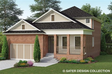 Traditional Style House Plan 4 Beds 3 Baths 2072 Sq/Ft
