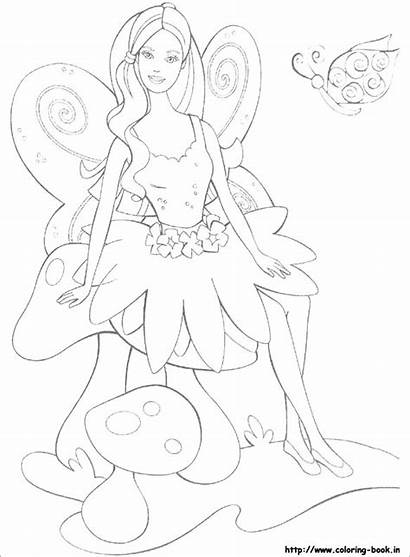 Barbie Coloring Pages Colouring Pdf Template Wonderful