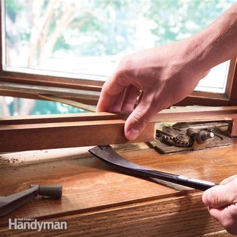 restore  windows  doors revive  finish  family handyman