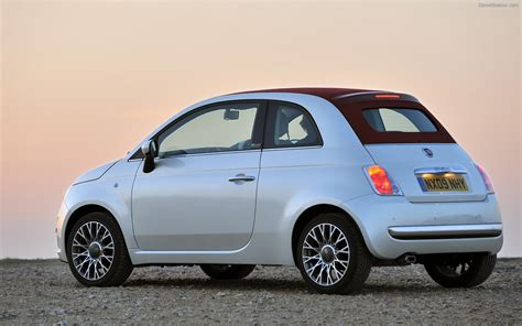 Fiat 500c Wallpapers by New Fiat 500 C Widescreen Car Wallpapers 14 Of 48