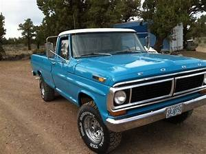 Buy Used 1970 Ford F100 4x4 Original One Owner Barn Find In Bend  Oregon  United States