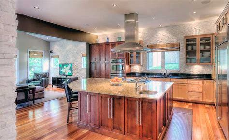 Natural Stacked Stone Backsplash Tiles For Kitchens And Backyard Drainage System Small Homes Waterfalls Kits Summer Games Bridges Mister Tiny House In National Geographic Birds