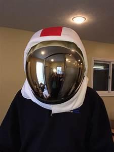 Astronaut Space Helmet Replica