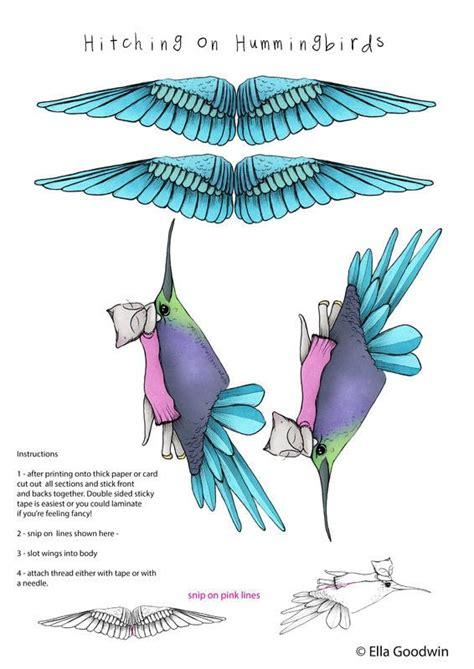 hummingbird hitcher mobile     mobile
