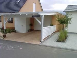 Carport Vor Garage : zimmerei e baudner s r l holzbau ~ Lizthompson.info Haus und Dekorationen