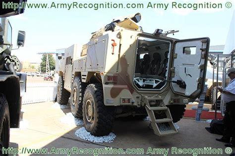 Rg35 6x6 Multi-purpose Mine Blast Protected Armoured