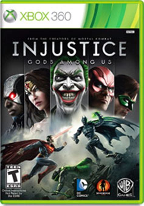 Injustice Gods Among Us For Xbox   Ee   Stop Ee