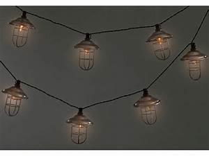 Laterne Dekorieren Lichterkette : lunartec solar led lichterkette mit 10 metall laternen warmwei ip44 1 6 m ~ Watch28wear.com Haus und Dekorationen