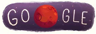 Found Mars Water Evidence Google Doodles Discovery