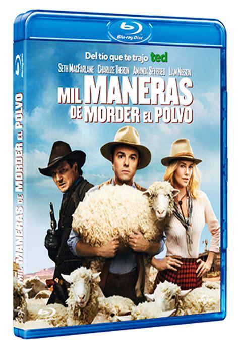 'Mil maneras de morder el polvo' en DVD y Blu ray I Noche