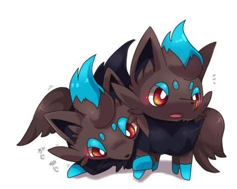 Zorua # Pokemon # Shiny Pokemon