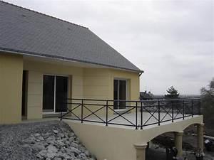 Garde Corps Exterieur Bois : balustrade terrasse exterieur ~ Dailycaller-alerts.com Idées de Décoration